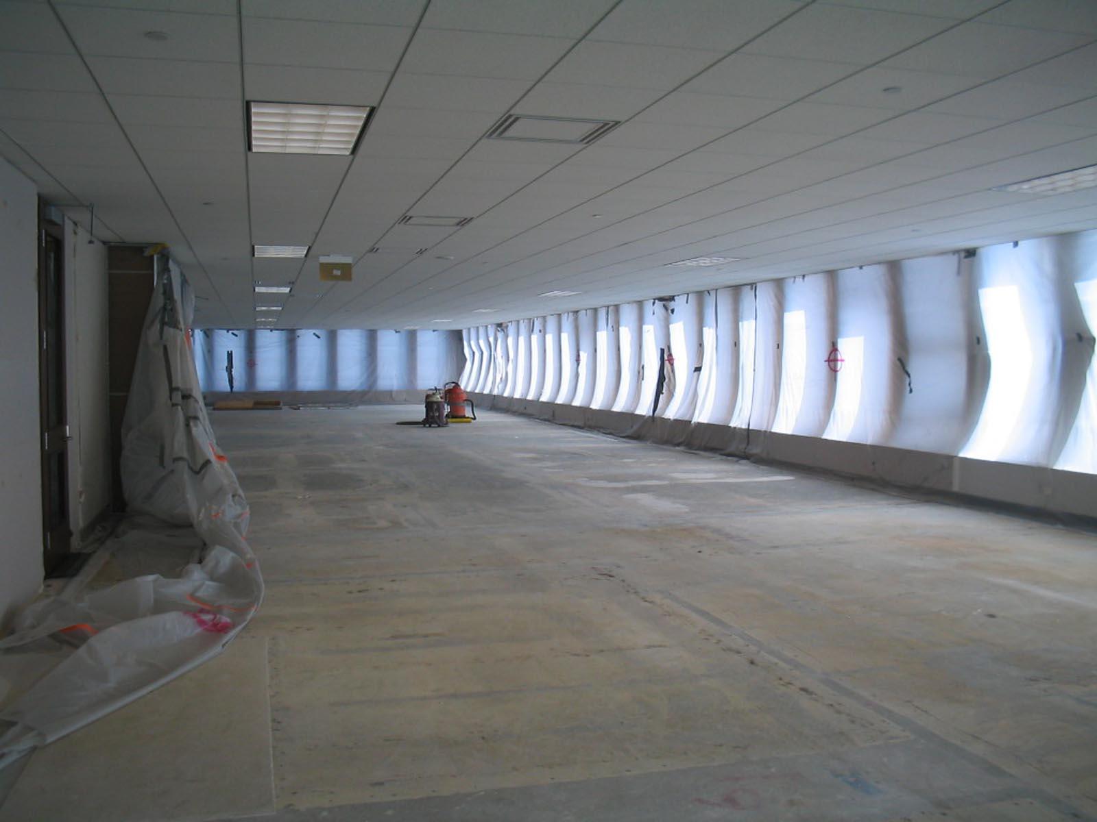 1001 Fourth Ave demolition basement