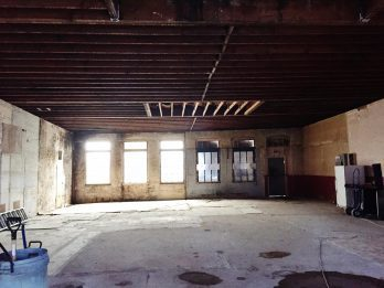 3808 S Edmunds basement in progress