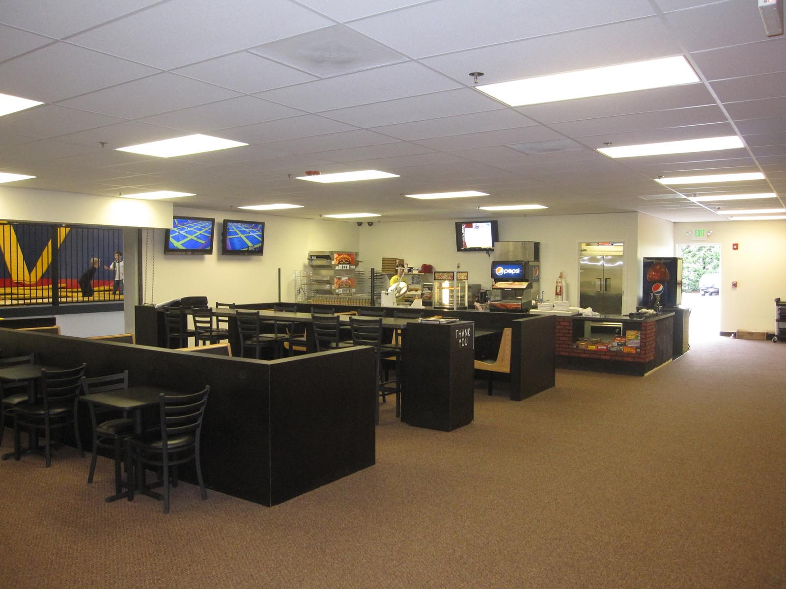 Sky High Sports office space