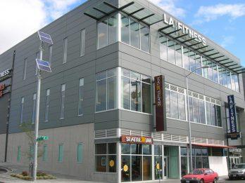 Seattle SunTan Ballard exterior view